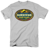 Survivor - South Pacific T-shirts