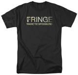 Fringe - Fringe Logo T-Shirt