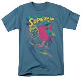 Superman - Super Spray Shirts