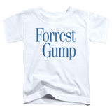 Toddler: Forrest Gump - Logo Shirt