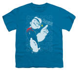 Youth: Popeye - Get to the Point T-Shirt