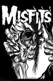 The Misfits (Pushead) Music Poster Print Posters