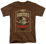 True Grit - Whiskey Label T-shirts
