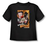 Toddler: Betty Boop - Boyfriend the Beast Shirts