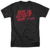 Star Trek - Real Captain T-shirts