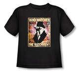 Toddler: Watchmen - Who Watches T-Shirt