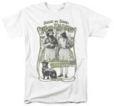 Up In Smoke - Labrador T-Shirts