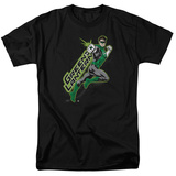 Green Lantern - Among the Stars T-shirts