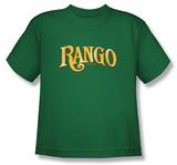 Toddler: Rango - Logo Vêtements