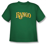 Toddler: Rango - Logo T-shirts