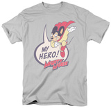 Mighty Mouse - My Hero T-shirts