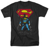 Superman - Dark Alley T-shirts