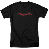 Sleepy Hollow - Logo T-shirts