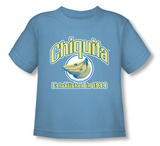 Toddler: Chicquita Banana - Chiquita U T-shirts