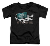 Toddler: The Middle - All Been There T-shirts