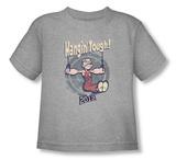 Toddler: Popeye - Hangin' Tough T-Shirt
