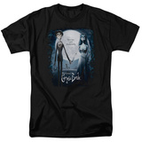 Corpse Bride - Poster T-shirts