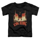 Toddler: King Kong - At the Gates Shirts