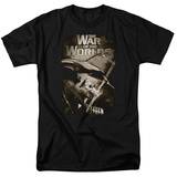 The War of The Worlds - Death Rays T-shirts