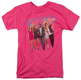 Beverly Hills 90210 - Walk Down the Street T-shirts