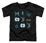 Toddler: Fringe - Fringe Symbols T-shirts