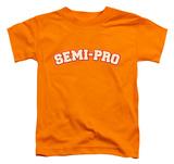 Toddler: Semi Pro - Logo T-shirts