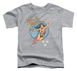 Toddler: Wonder Woman - Wonder Woman Vintage T-shirts