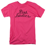 Grease - Pink Ladies Logo T-Shirt