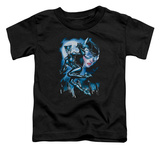Toddler: Batman - Moonlight Cat T-shirts