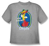 Youth: Chicquita Banana - Stay Healthy T-Shirt