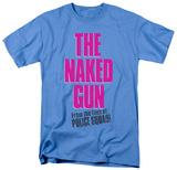 Naked Gun - Logo T-shirts