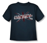 Toddler: Italian Job - Blow the Doors Off T-shirts