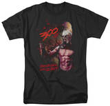 300 - Prepare For Glory T-Shirt