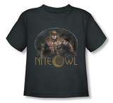 Toddler: Watchmen - Nite Owl T-shirts