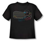 Toddler: Speed Racer - Neon Speed Shirts
