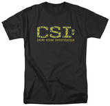 CSI - Collage Logo T-shirts
