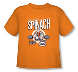 Toddler: Popeye - Eat Your Spinach T-shirts