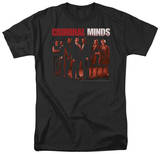 Criminal Minds - The Crew T-shirts