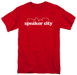 Old School - Speaker City Shirts