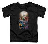 Toddler: DC Comics New 52 - GL New Guardians 1 Shirts