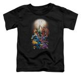 Toddler: DC Comics New 52 - GL New Guardians 1 Shirts