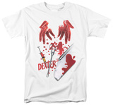 Dexter - Tools of the Trade T-shirts