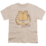 Youth: Garfield - Water Color Cat Shirts
