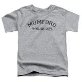 Toddler: Beverly Hills Cop - Mumford T-shirts