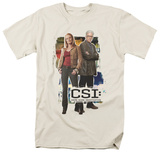 CSI - Back to Back T-shirts