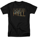 Gladiator - Unleash Hell T-Shirt
