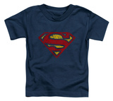 Toddler: Superman - Crackle S T-shirts
