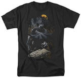Batman - Sweeping Cape T-shirts