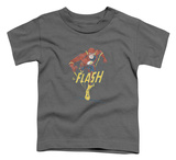 Toddler: The Flash - Desaturated Flash Shirts