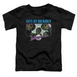 Toddler: Galaxy Quest - Cute But Deadly T-shirts